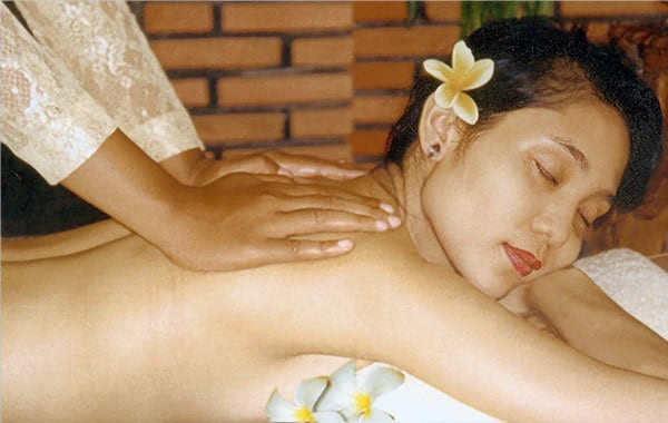 nusa dua massage