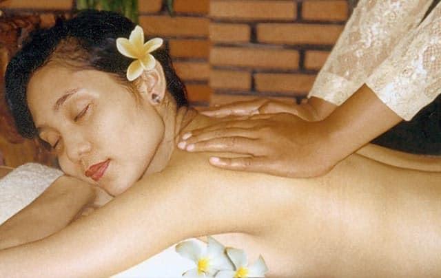 dry Balinese massage